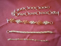 Emily Buckley 2011 - Chain Making