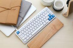 The WhiteFox Mech Keyboard 80%