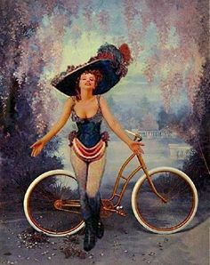 """Marilyn Monroe as Lillian Russell, """"Fabled Enchantresses"""" series for LIFE magazine by Richard Avedon, 1958."""
