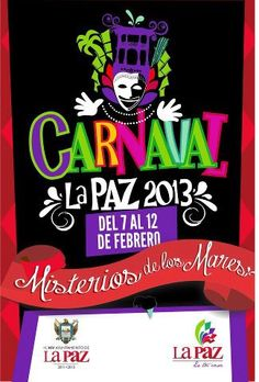 Carnaval is perhaps the most well known of the festivals in La Paz