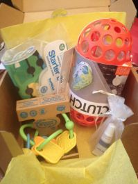 @Citrus Lane subscription box for baby boy