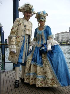 Venice Atelier: our wonderful customers dressed in handmade historical costumes…