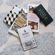 Artisan Chocolate from Lolliandpop  www.moderndame.com