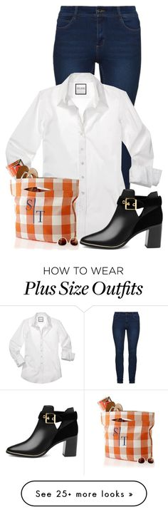 """""""Untitled #20553"""" by nanette-253 on Polyvore featuring Mark & Graham and Ted Baker"""