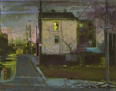 A resident of Sierra Madre, California, Wray is currently concentrating on fine art, doing oil paintings of landscapes, figures and urban settings.