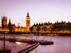London is Crowned World's Most Visited City in 2013. Maybe.