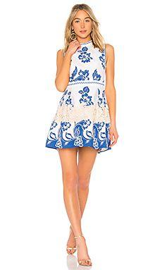 1ca2ff5fa4f Alice + Olivia Lashay Dress