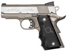 Colt 1911 Defender - .45 ACP a smaller version of the original 1911. I want this as my carry gun
