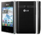 LG Optimus L3 E400 smartphone on T-Mobile pay as you go