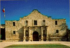 "The Alamo.  ""I'd like to ask each of you what it is you value so highly that you are willing to fight and possibly die for. We will call that Texas."" ~William B. Travis"