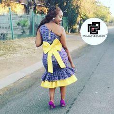"""Happy & Charly Mojela on Instagram: """"The weekend looked something like this 😍 #weddinginspo2019 #mojeladesigners #traditionalwedding #weddinginspo #shweshwefabric…"""" Sepedi Traditional Dresses, Traditional Wedding, Sewing, Happy, Instagram, Fashion, Moda, Needlework, Fashion Styles"""
