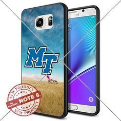 NEW Middle Tennessee Blue Raiders Logo NCAA #1312 Samsung Note5 Black Case Smartphone Case Cover Collector TPU Rubber original by SHUMMA [Breaking Bad], http://www.amazon.com/dp/B01849ACHE/ref=cm_sw_r_pi_awdm_M8cfxb1BDNT08