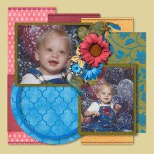 Moments in Life 1 12x12 Layout Templates