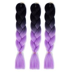 Heat resistant fiber 1 pcs multicolor long braided hair extensions 1 pcs multicolor braided high temperature fiber hair extensions pmusecretfo Gallery