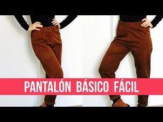 Pants Pattern, Parachute Pants, Sweatpants, Youtube, Sewing, Diy, Fashion, Trousers Women, Women's