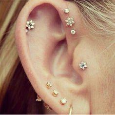 Very pretty ear fashion