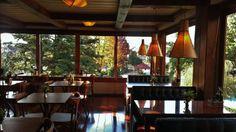 Coffee Shop do Hotel Alpestre em Gramado - RS