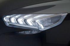 Hyundai HCD 14 Genesis Concept - Headlight design