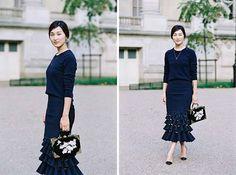 Paris Fashion Week SS 2016....Nicole   Vanessa Jackman   Bloglovin'