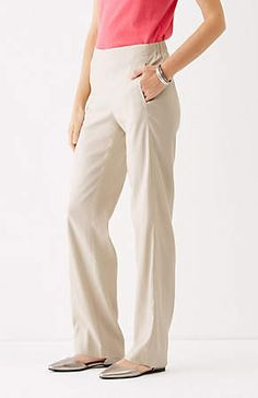 Black & Tan Medium Palazzo Pants