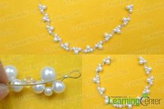 pearl wedding necklaces Wedding Necklaces, Pearl Necklace Wedding, Diy Necklace, Pearl Jewelry, Bridal Jewelry, Beaded Jewelry, Jewelry Necklaces, Wedding Accessories, Armband