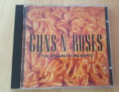 "Musik-CD ""The Spaghetti Incident"" von Guns N. Roses (1993)sparen25.com , sparen25.de , sparen25.info"