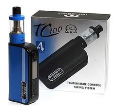 Innokin CoolFire IV TC100 Vaping System + iSub V Tank at www.FlavourCloud9.co.uk