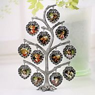 """9.5""""H Country Style Metal Tree Shape Picture Fram... – AUD $ 28.59"""