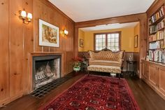GREENWICH, CT - #: 89631 CUL-DE-SAC SETTING OVERLOOKING HORSENECK BROOK. CLASSIC PREWAR RENOVATED NORMANDY AT END OF PRIVATE LANE CLOSE TO TOWN. BEAUTIFULLY LANDSCAPED 2 ACRES WITH BROAD TERRACES, OLD STONE WALLS AND HEATED SWIMMING POOL. LOVINGLY MAINTAINED. LARGE CLOSETS THROUGHOUT. LOWER LEVEL WALKOUT FAMILY ROOM.