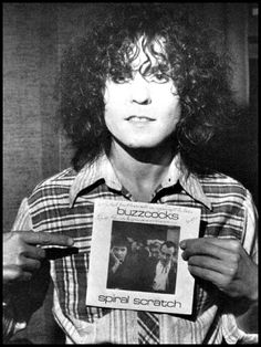 the godfather of punk, marc bolan.