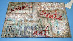 My Stuff, My Life - Inspire-Create-Art...