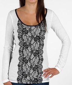 Daytrip Lace Back T-Shirt