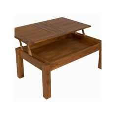 Table basse relevable - Collection  Craften Wood