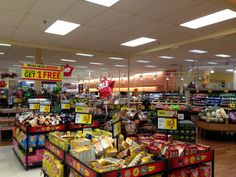 Winn-Dixie is also a great place to get your groceries.