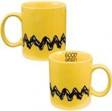 Charlie Brown coffee mug