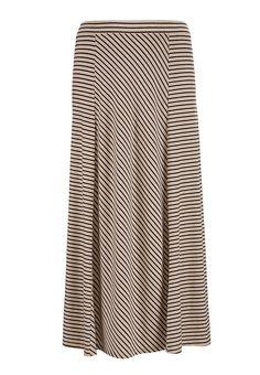 Stripe knit plus size maxi skirt - maurices.com