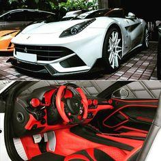 My new favorite car the Ferrari F12 Berlinetta #ferrari #lamborghini #astinmartin #jaguar #bentley #noble #bugatti #pagani #porsche #tesla #maserati #audi #bmw #hennessey #chrysler #cadilac #lotus #saleen #ford #rossion #marussia #mercedes #maybach #koenigsegg #fast #richmantoys #f12berlinetta #berlinetta