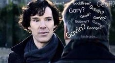 The one thing Sherlock can't remember