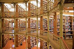 Opened in 1878, the Linderman Library was designed by Philadelphia architect Addison Hutton, who modeled the Venetian architecture after the British Museum in London.