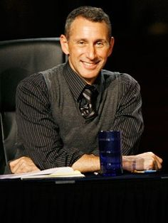 'So You Think You Can Dance' Judge Adam Shankman - LOVE!