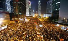 Britain soft on China over Hong Kong crisis, says Chris Patten