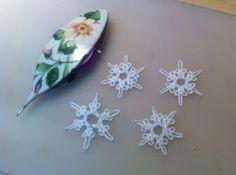 Le Blog de Frivole: Tiny Snowflakes