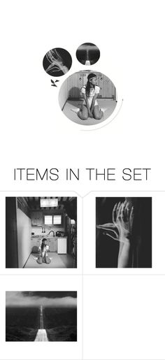 """""""{ UKIYO } Wonderland - YoungB Teaser Clip"""" by vxxo ❤ liked on Polyvore featuring art and UKIYO"""