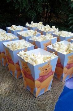 Winnie the Pooh Popcorn Boxes