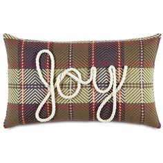 You'll love the Jingle Bell Rock Lasso Joy Lumbar Pillow at Wayfair - Great Deals on all Décor & Pillows products with Free Shipping on most stuff, even the big stuff.