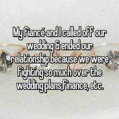 19 Jaw-Dropping Reasons Couples Called Off Their Weddings