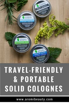 """Cologne for Travel Solid colognes are travel-friendly, portable, and can go right in a suitcase.  Because these colognes are solid and not a liquid, they do not need to go in the """"liquids bag"""" - don't worry about your fragrance spilling or breaking with solid colognes.  solid cologne 