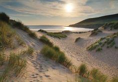 Saunton Sands North Devon