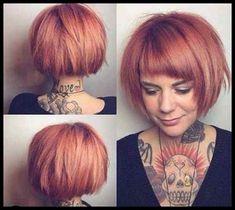 Rote Haare: 10 wunderschöne Frisuren in einem tollen Rotton! - Neue ...   Frisuren Tutorials