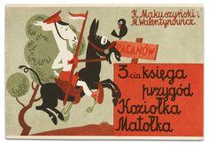 Koziolka Matolka's 3rd book of adventures